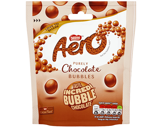 https://www.aerochocolate.co.uk/sites/default/files/2020-10/Aero-Bubbles-Milk-Chocolate-Sharing-Pouch-102g.png