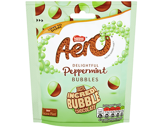 https://www.aerochocolate.co.uk/sites/default/files/2020-10/Aero-Bubbles-Peppermint-Mint-Chocolate-Sharing-Pouch-102g.png