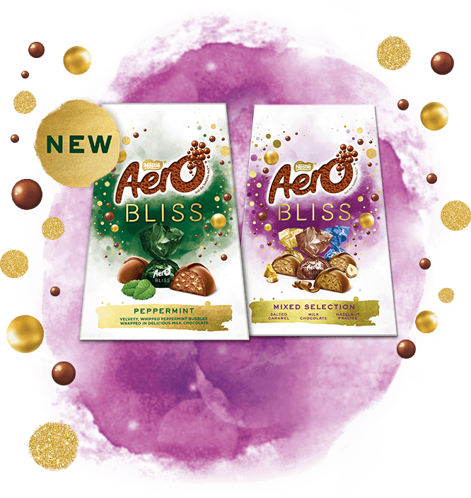 Aero Bliss Peppermint and Mixed Selection Packs