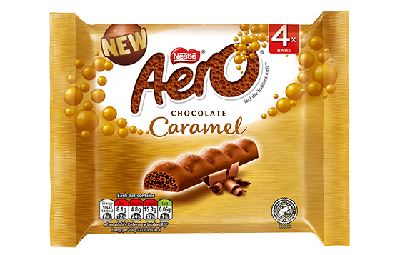 https://www.aerochocolate.co.uk/sites/default/files/2021-03/Aero%20Bubbly%20Caramel%20Chocolate%20Bar%20Multipack%2027g%204%20Pack.png